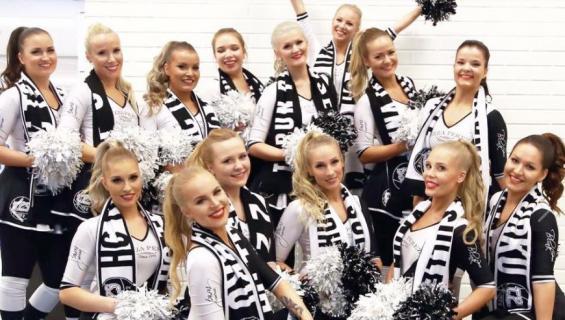 TPS Cheerleaders