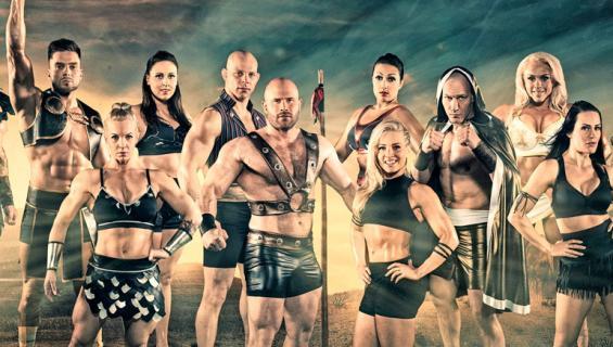 Gladiaattorit nähdään Nelosella.