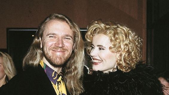 Renny ja Geena olivat 90-luvun kohupari Suomessa.
