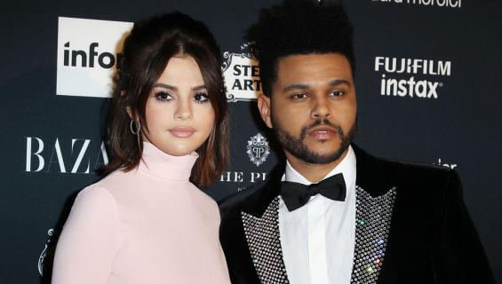 Selena Gomez ja The Weeknd