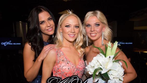 Miss Helsinki -finaali oli lauantaina.