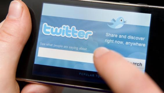 Twitter suututti käyttäjät.