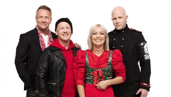 The Voice of Finland -tähtivalmentajat