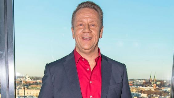 Olli Lindholm on The Voice of Finland -ohjelman tähtivalmentaja.
