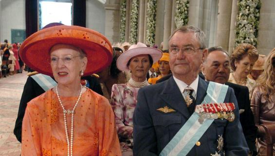 Kuningatar Margareeta ja prinssi Henrik viettivät viime kesänä 50-vuotishääpäivää.