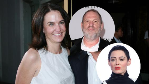 Jill Messick, Harvey Weinstein