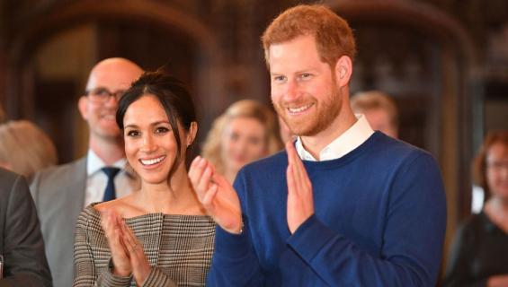 Meghan Markel ja prinssi Harry