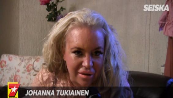 Johanna Tukiainen raitistui vuosien hurjan juomaputken jälkeen – videohaastattelu!