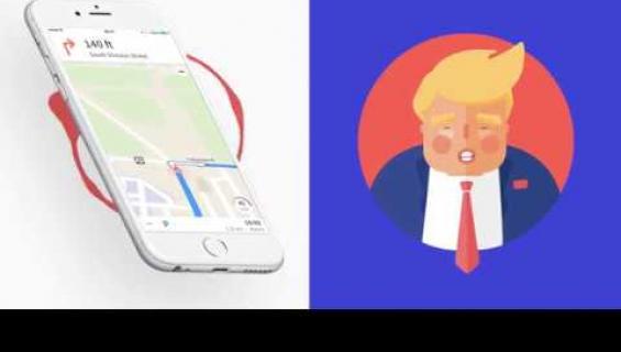 Ottaisitko ajo-ohjeita Trumpilta? Luvataan, ettei johda harhaan!