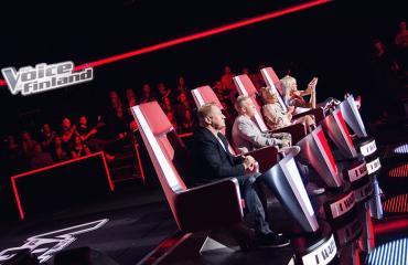 The Voice of Finland -kilpailun tuomarit