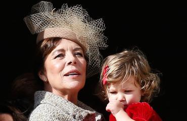Prinsessa Caroline täyttää 60 vuotta.