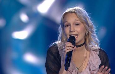 The Voice of Finland -kilpailija Emma