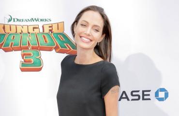 Angelina Joliella uusi salasuhde?