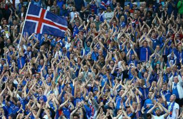EURO 2016-voitto innosti islantilaiset lisääntymään.