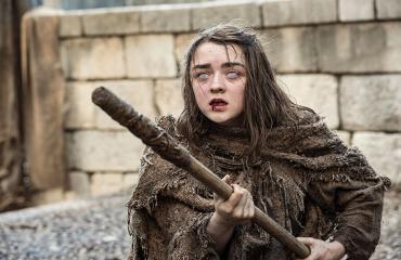 Maisie Williams Game of Thronesissa