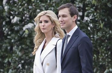Ivanka Trump ja Jared Kushner