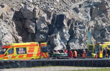 JJ Lehto karting-onnettomuudessa