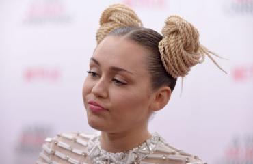 Miley Cyrus on panseksuaali