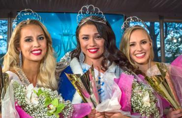 Miss Suomi 2016, Shirly Karvinen, Emilia Seppänen, Heta Sallinen