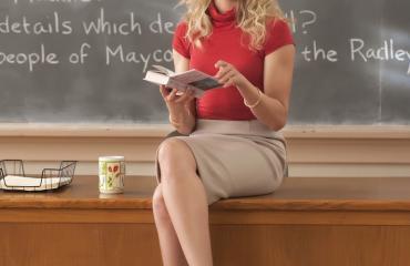 Cameron Diaz oli seksikäs opettaja.