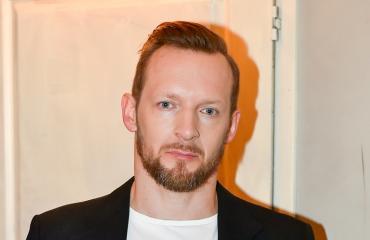 Jarkko Nyman on Salkkareiden Sebastian.