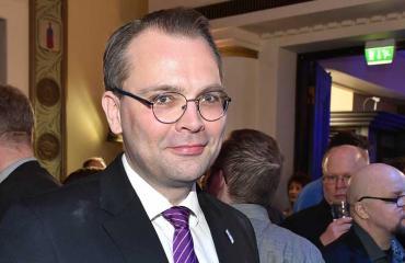 Jussi Niinistö oli Matchboxin keikalla.