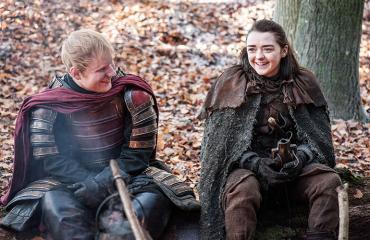Promokuva Game of Thrones -sarjan seitsemänneltä tuotantokaudelta