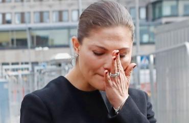 kruununprinsessa Victoria vaikea vuosi