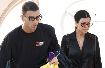 Younes Bendjima ja Kourtney Kardashian