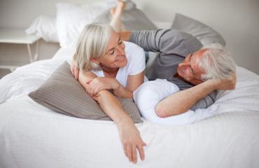Seksin määrä vähenee iän myötä.