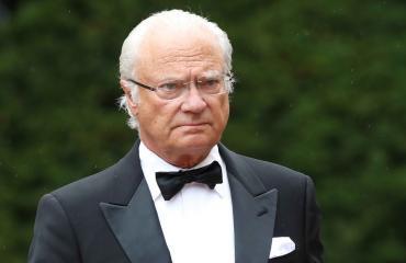 Ruotsin kuningas Kaarle Kustaa