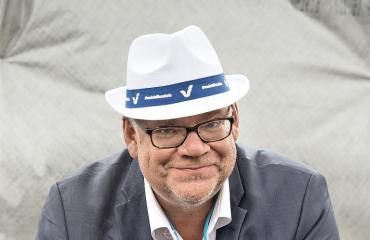 Timo Soini on ravimiehiä.