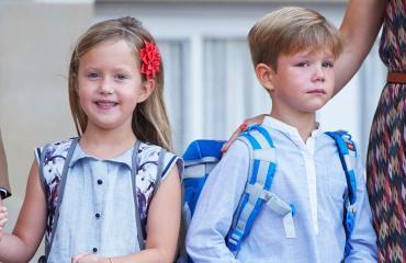 Tanskan prinssi Vincent ja prinsessa Josephine