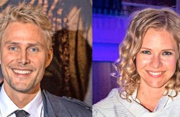 Antero Vartia ja Sonja Kailassaari