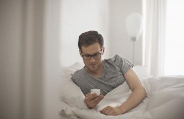 Pornon katsominen puhelimella on vaarallista.