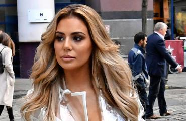 Sofia Belórf on eronnut, mutta ei ole jättänyt erohakemusta.