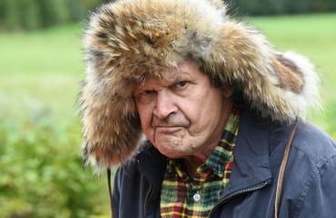 Heikki Kinnunen on kuin ilmetty Mielensäpahoittaja.