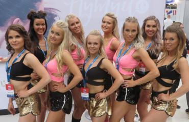 Miss Fitness Finland -finalistit