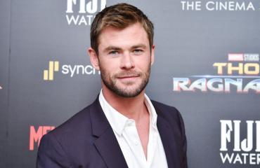 Chris Hemsworth on hyvässä kunnossa.