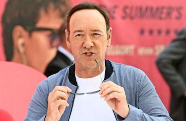 Kevin Spacey meni hoitoon.