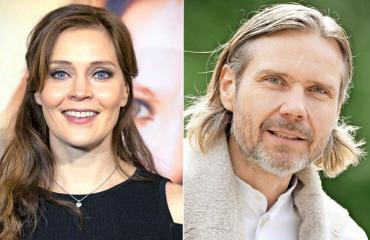 Tiina Lymi ja Tuomas Kantelinen ovat tuore pari.