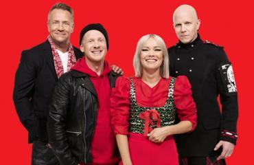 The Voice of Finlandin tähtivalmentajat