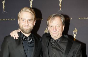 Hjallis ja Joel Harkimo