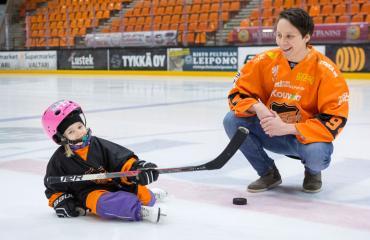Netta Jokela & Anrei Hakulinen