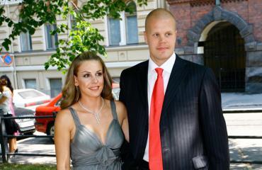 Olli ja Katerina Jokisen kodin lähellä ammuttiin.