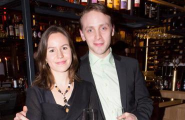 Reino ja Maria Nordin ovat Maria Veitolan ohjelmassa.