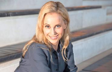 Sofia Helin jää kaipaamaan suosittua roolihahmoaan.