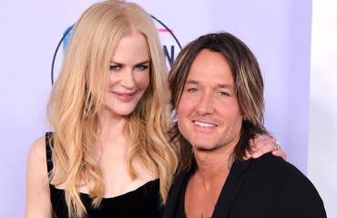 Nicole Kidman ja Keith Urban