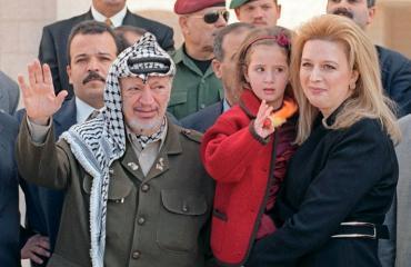 Jo edesmennyt palestiinalaisten johtohahmo sai lapsen 66-vuotiaana.