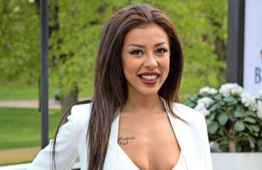 Cheyenne Järvinen lomaili Dubaissa.